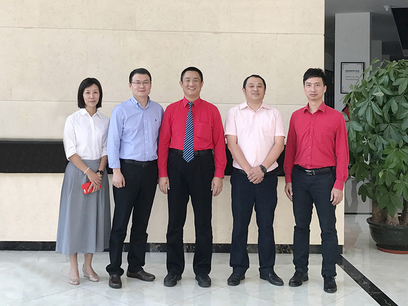 UL agency leaders visited the storage energy inspection and guidance work